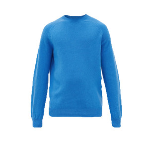 Crew-neck Wool Cashmere sweater