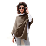 2020 SS Cashmere Poncho