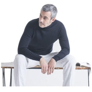 Men's Turtle Neck Cashmere Sweater
