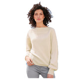 Cashmere Pullover with Boat Neck
